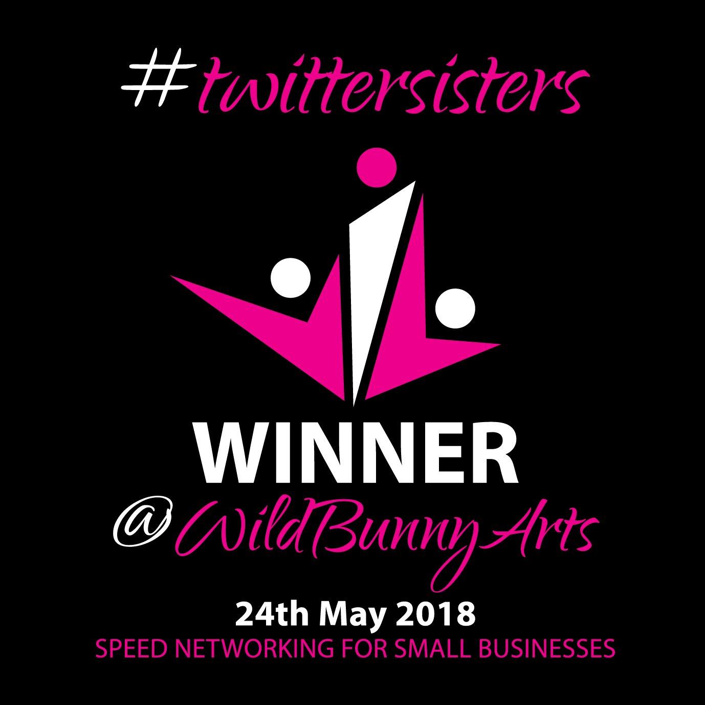 #Twittersisters winner