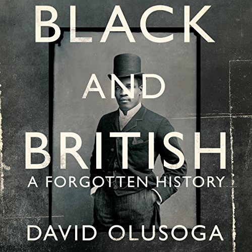 cover for Black and british by david olusoga